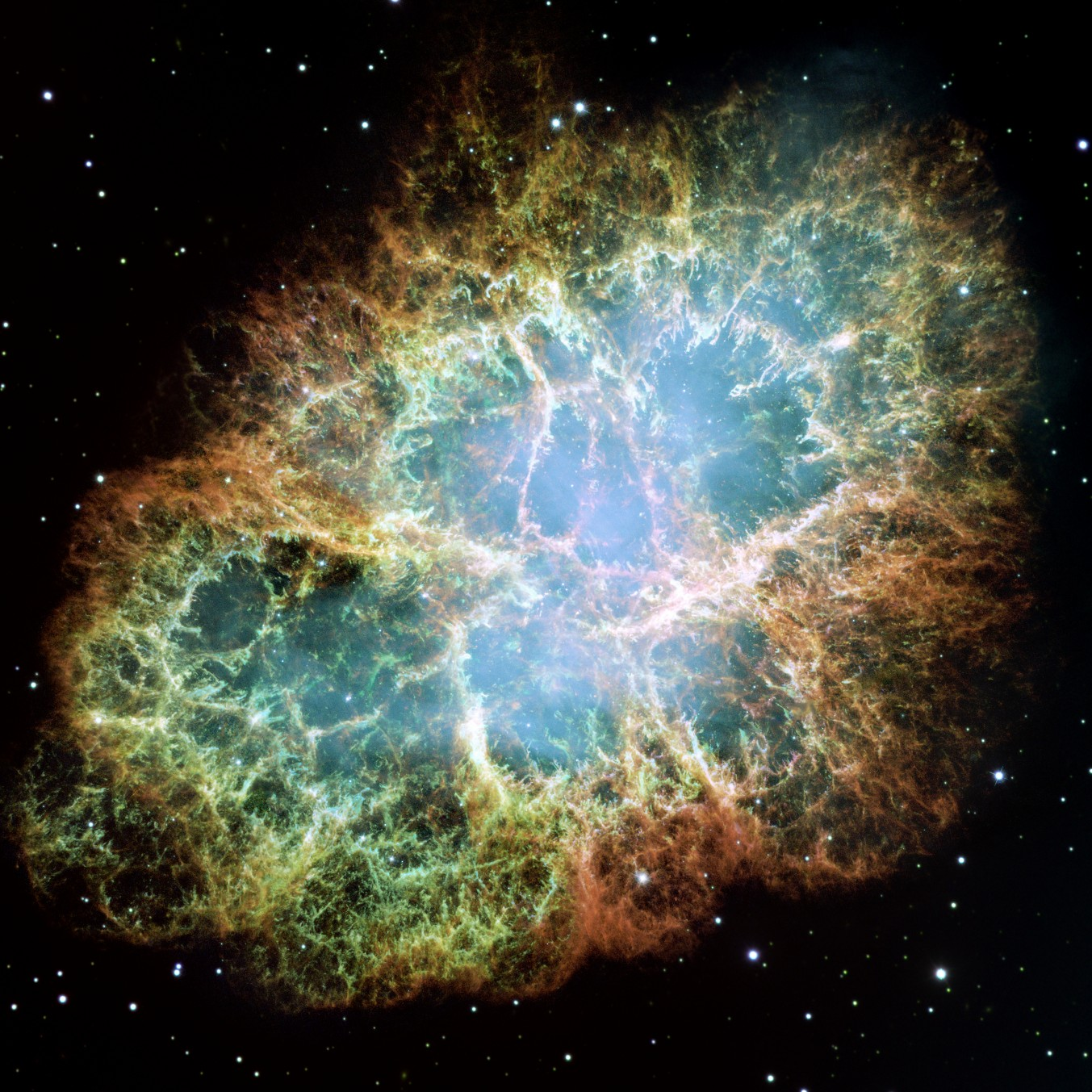 Los objetos Messier: M1, La Nebulosa del Cangrejo