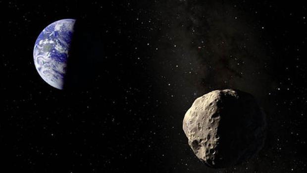 El asteroide Apofis podría chocar con la Tierra en 2068