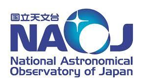 Logo del Observatorio Astronómico National de Japón