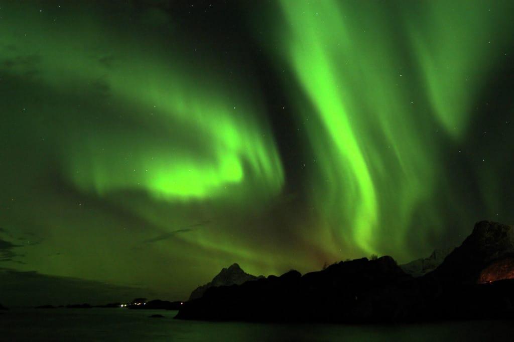 Astrobitácora 2x06: Las auroras polares