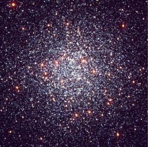 El cúmulo globular M55