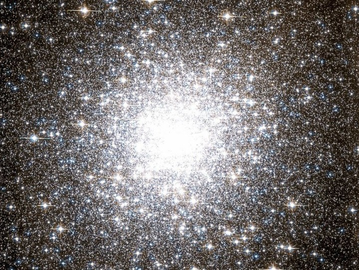 Los objetos Messier: M2, cúmulo globular