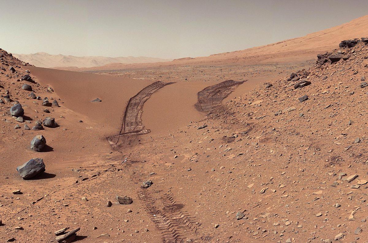 El agua en el interior de Marte pudo tener dos orígenes