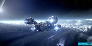 "Imagen promocional de la película Prometeheus. Crédito: ""Prometheus"" Promotional Photo © 2012 — Twentieth Century Fox Film Corporation. All rights reserved."