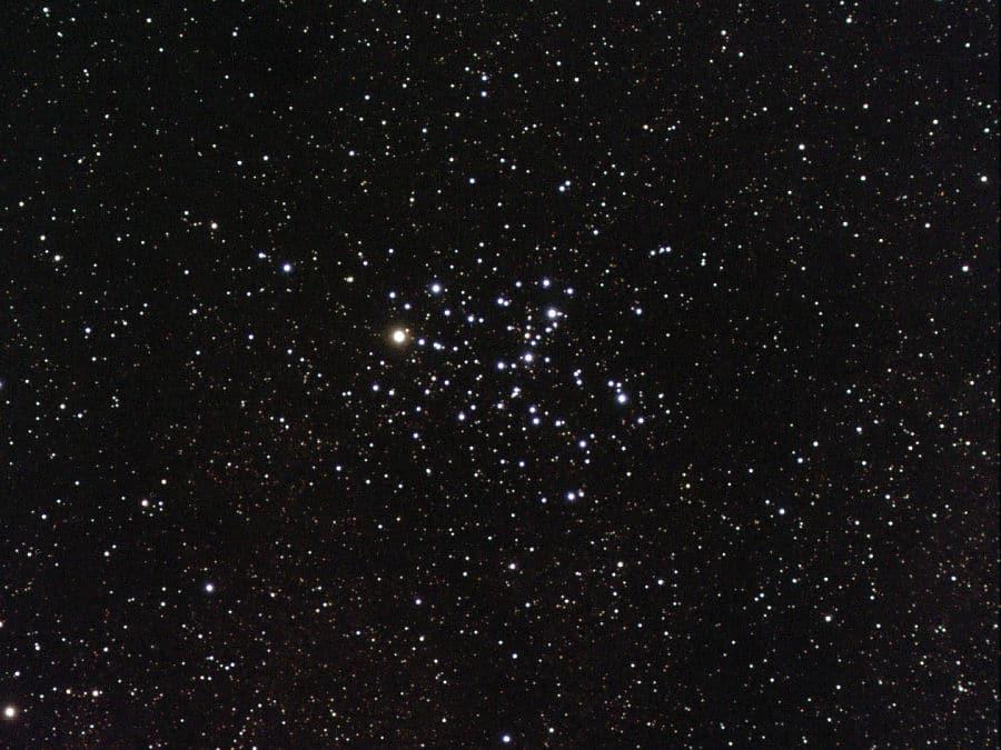 Los objetos Messier: M6, el Cúmulo de la Mariposa