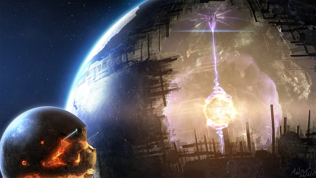 Los aliens no están en Área 51, sino lejos de la Tierra...