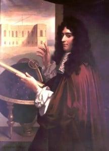 Retrato de Giovanni Cassini.