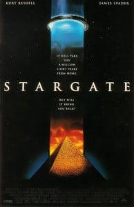 Póster promocional de la película Stargate (1994)