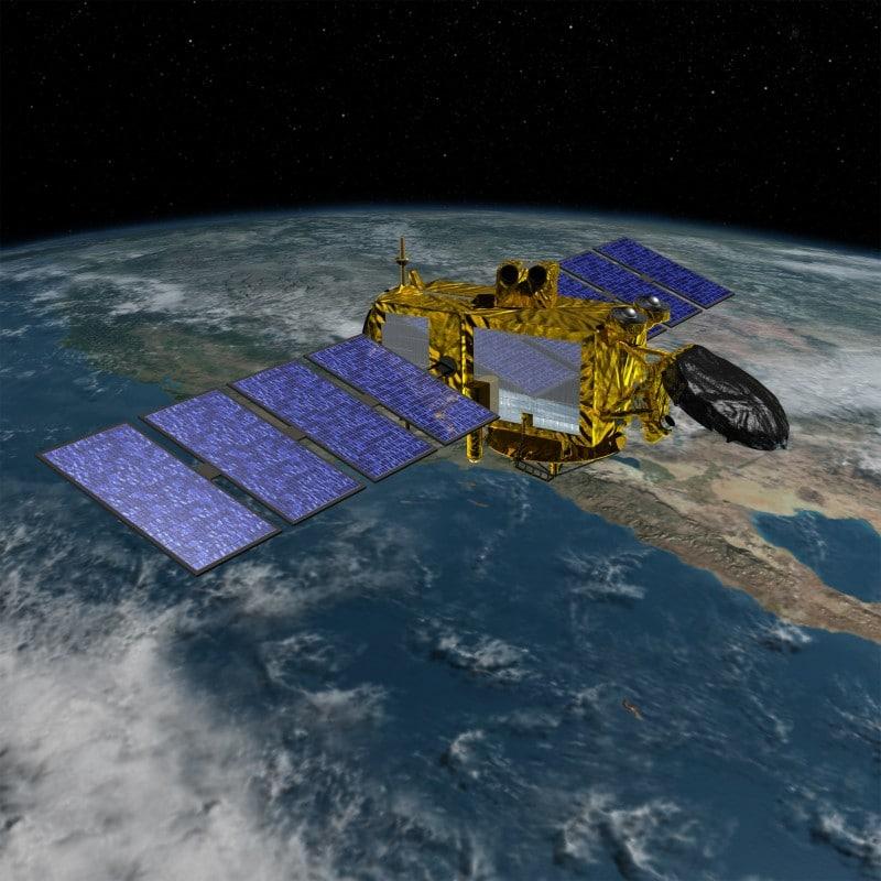 La exploración espacial pacífica por encima de todo