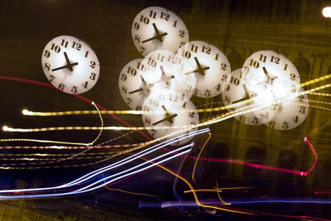 Por qué usamos segundos intercalares