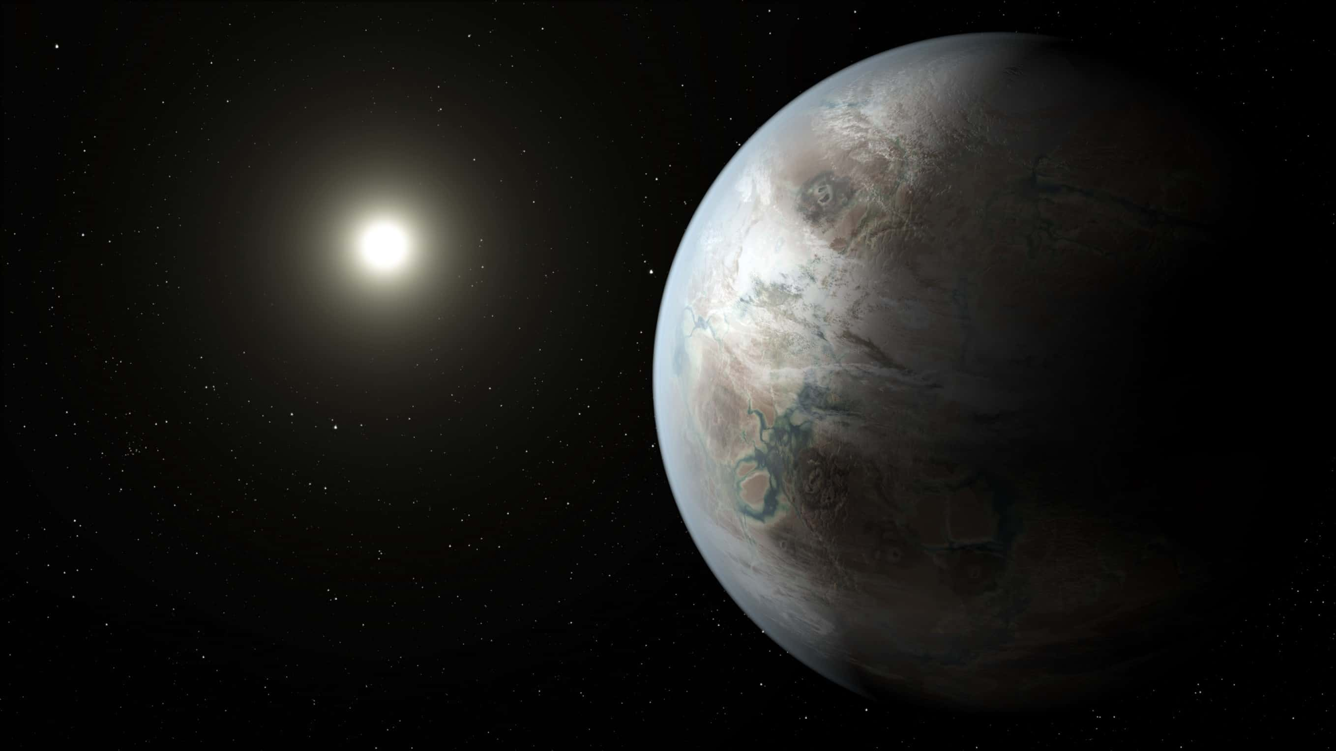 Kepler-452b, el hermano mayor de la Tierra