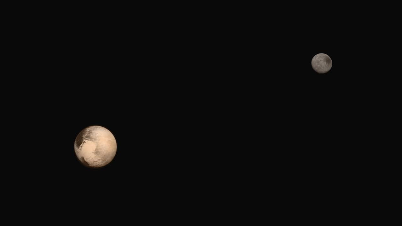 Nuevos detalles de Plutón y sus satélites