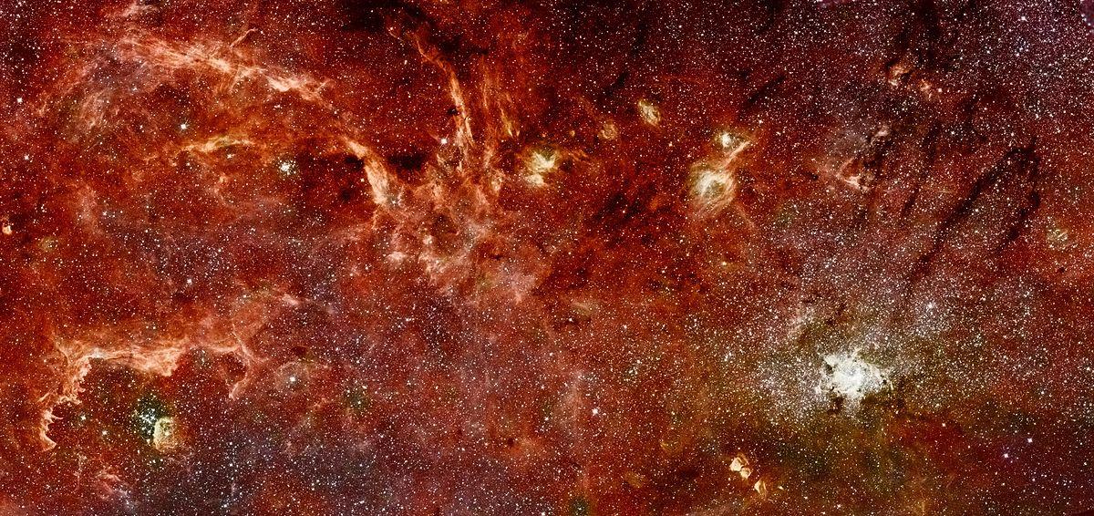 En el corazón de la Vía Láctea