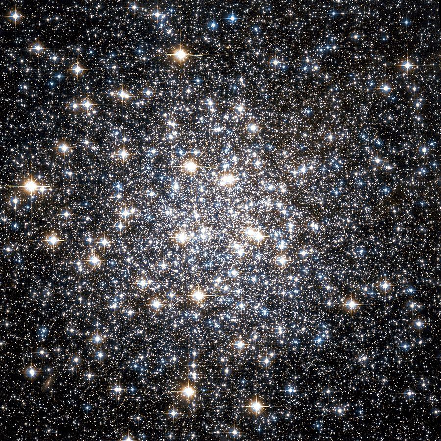 Los objetos Messier: M10 y el cometa de 1769