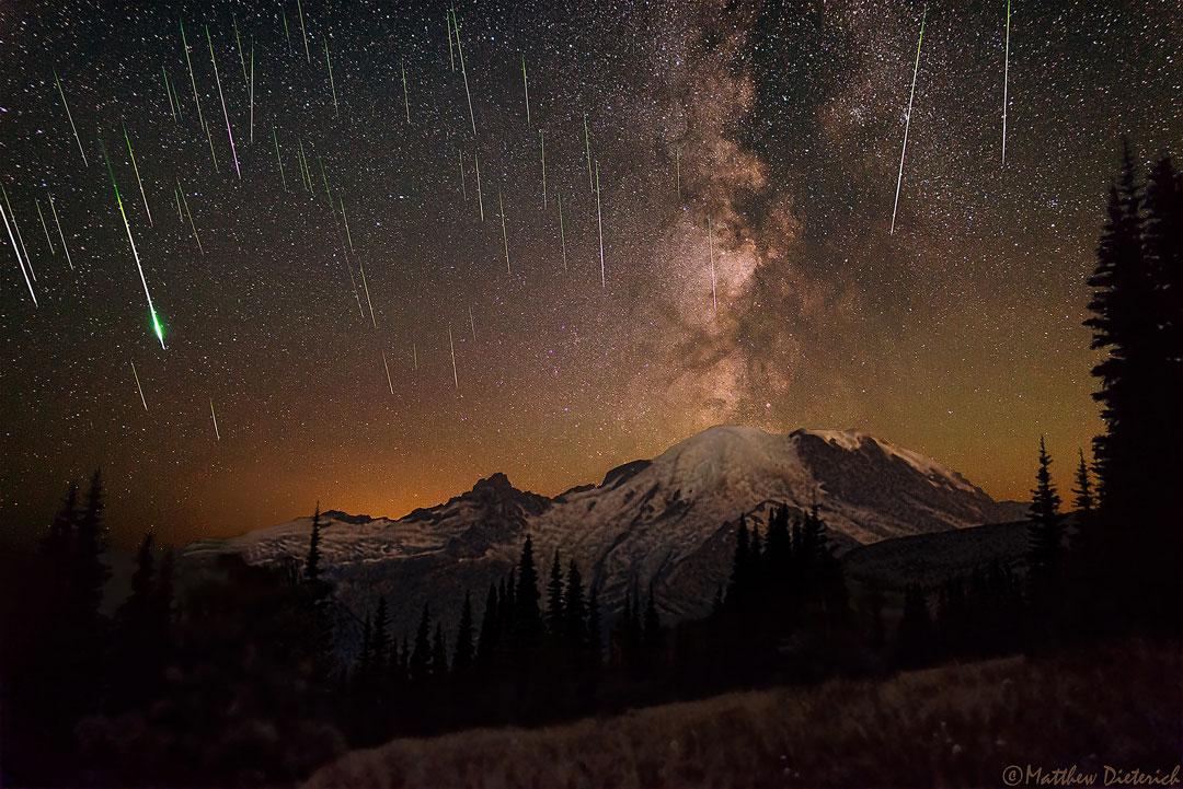 La Vía Láctea, el hogar del Sistema Solar