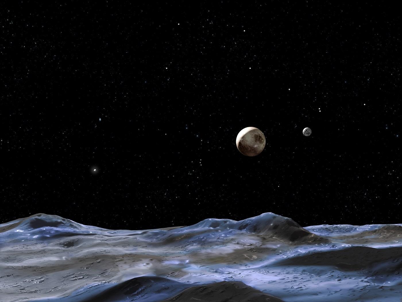 Las diferencias entre planeta enano y planeta