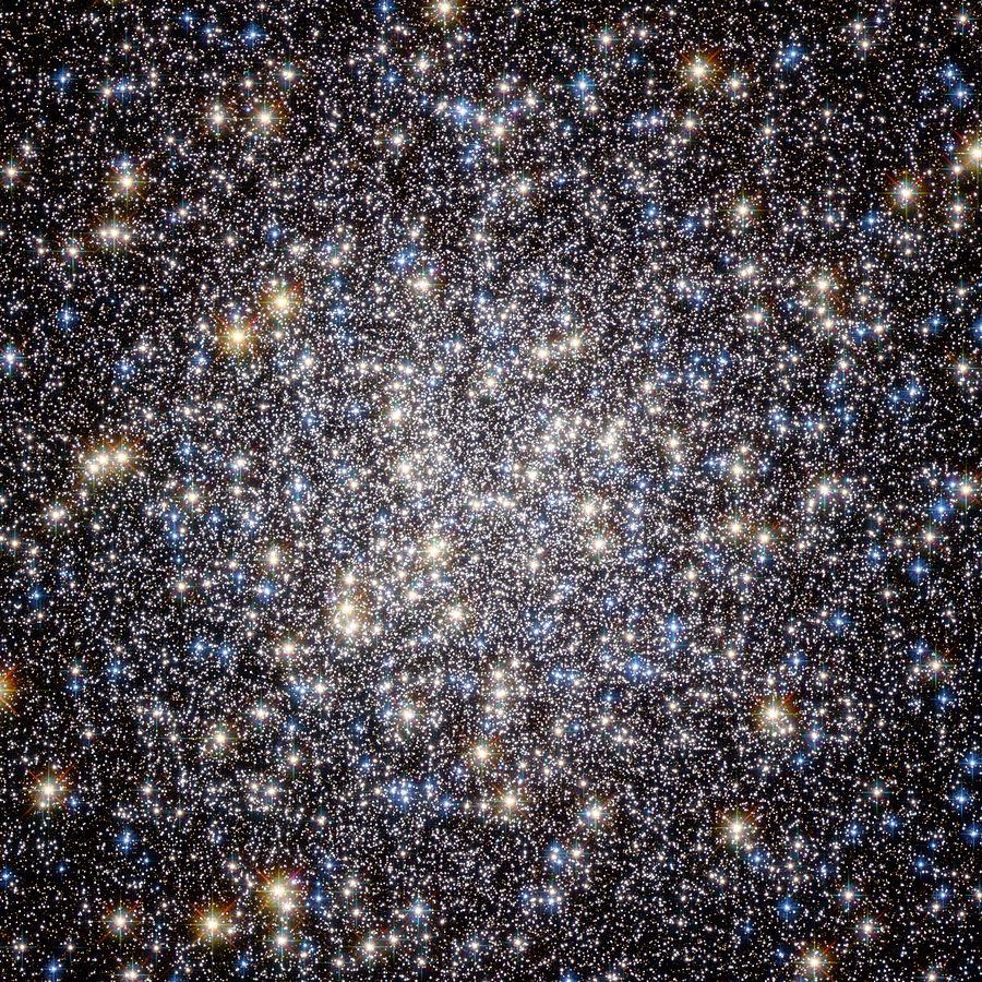 Los objetos Messier, M13: el Cúmulo de Hércules