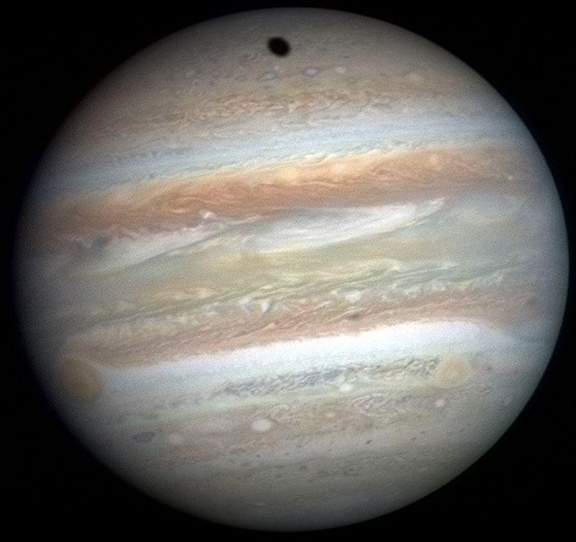 Jupiter, el gigante del Sistema Solar