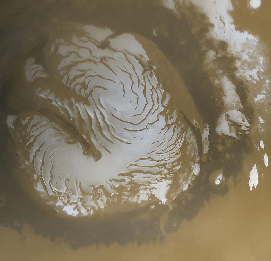 Creando combustible de cohetes con Metano en Marte