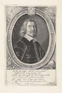 Johannes Holwarda. Crédito: Crispijn van de Passe - Rijksmuseum Amsterdam