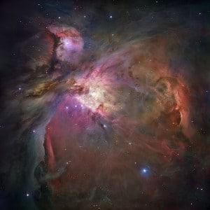 La Nebulosa de Orión. Crédito: NASA, ESA, M. Robberto (Space Telescope Science Institute/ESA) and the Hubble Space Telescope Orion Treasury Project Team