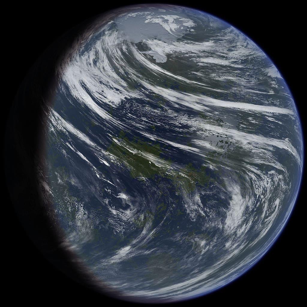 Venus pudo ser habitable durante miles de millones de años