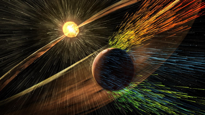 La NASA explica cómo se perdió la atmósfera de Marte