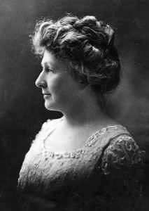 Retrato de Annie Jump Cannon en 1.922. Crédito: New York World-Telegram and the Sun Newspaper