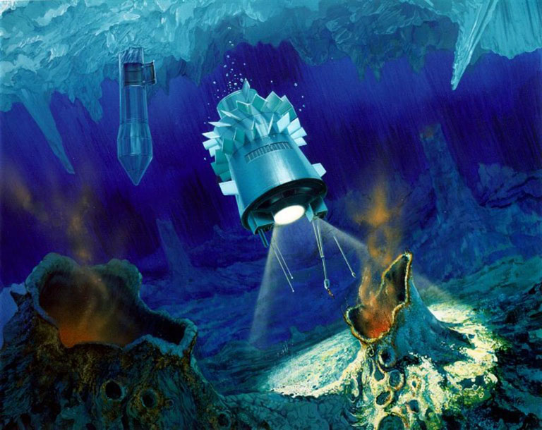 Vida en el Sistema Solar: ¿en qué otros lugares podría haberla?