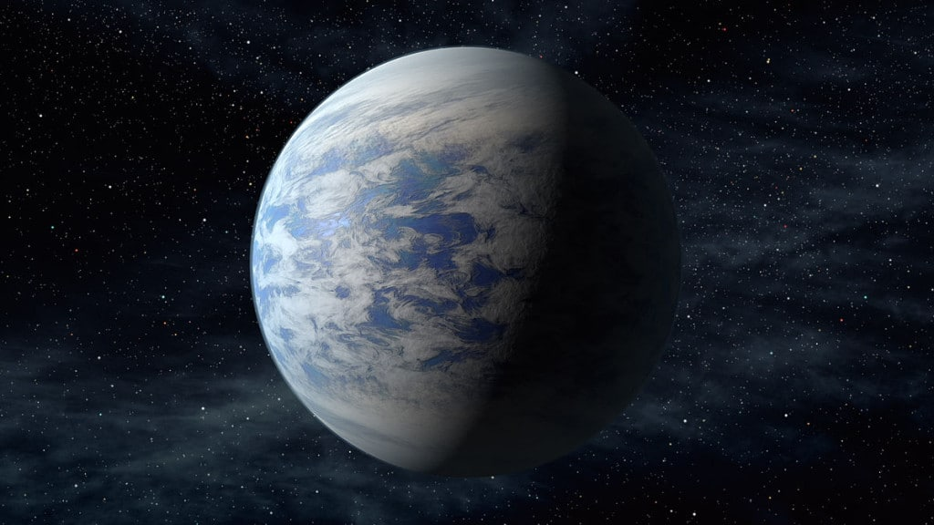 Los planetas rocosos recién formados podrían abundar