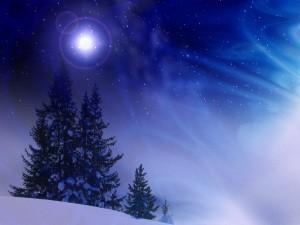 Una ilustración muy navideña. Crédito: hdwallpaperspretty.com