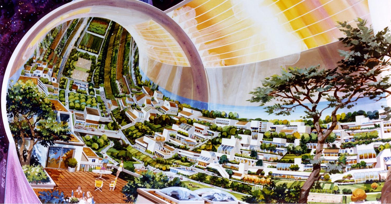Construir una colonia espacial este siglo