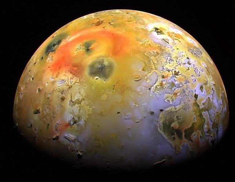Io El Satelite Volcanico De Jupiter Astrobitacora