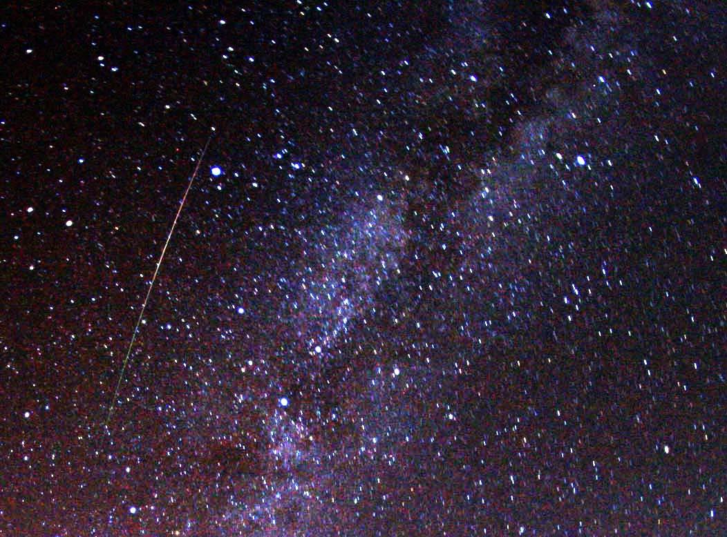 Descubren una estrella intergaláctica en la Vía Láctea