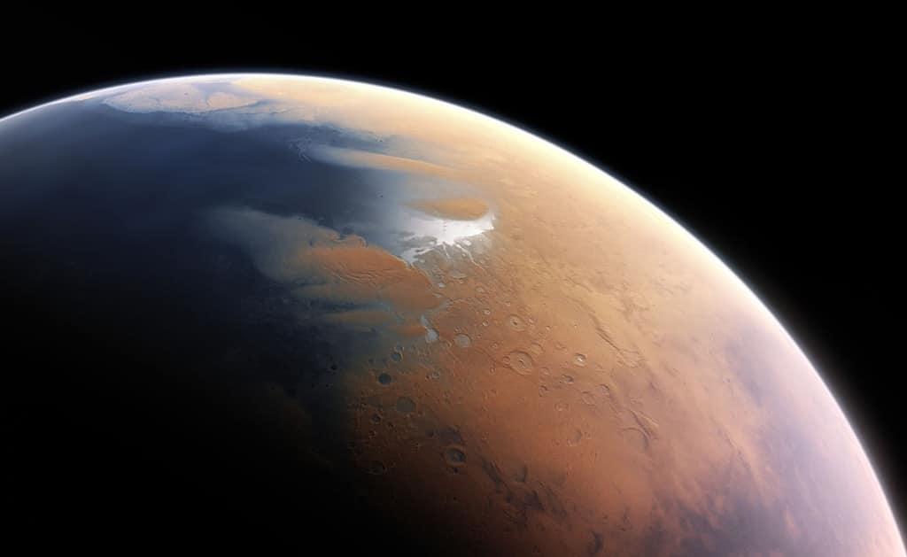 Los lagos de Marte podrían no ser lagos...