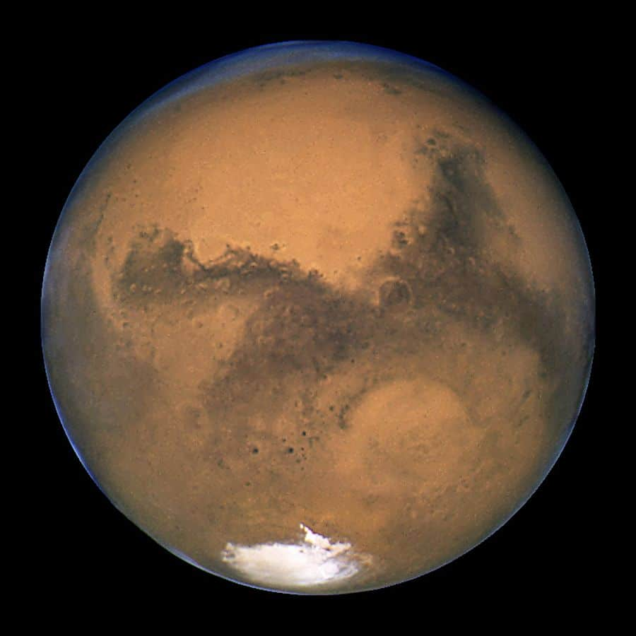 Calendario astronómico de mayo de 2021: Marte será un objeto muy fácil de observar durante todo el mes.