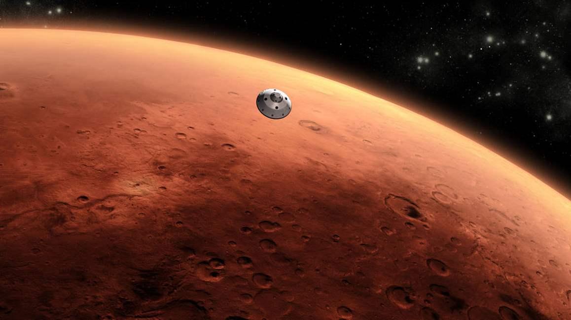 La NASA cree que podemos llegar a Marte en solo tres días