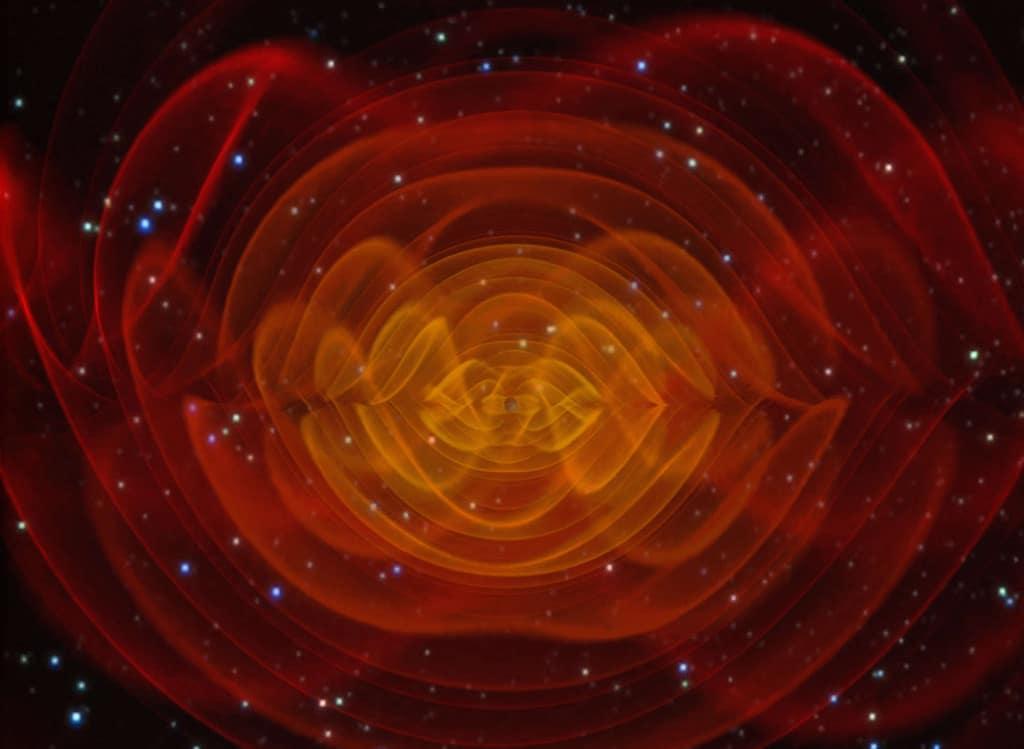 Oscilones: una posible partícula de la infancia del cosmos