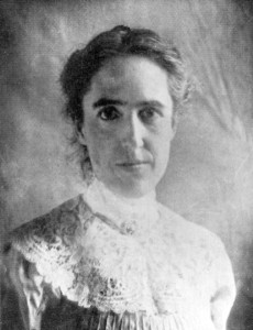 Retrato de Henrietta Swan Leavitt