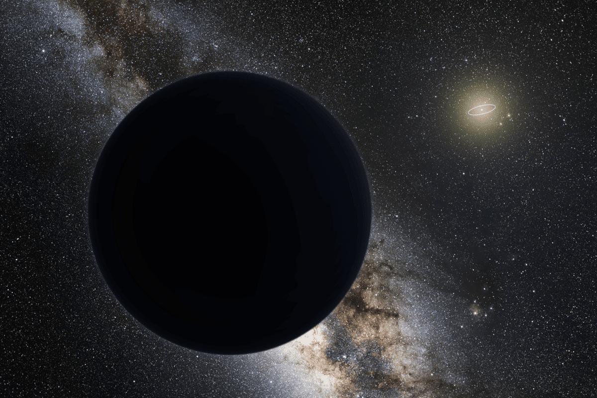 El Planeta Nueve podría venir de fuera del Sistema Solar