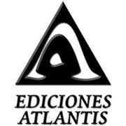 El logo de Ediciones Atlantis, la editorial que publicará Ecos de un futuro distante: Rebelión Crédito: Ediciones Atlantis