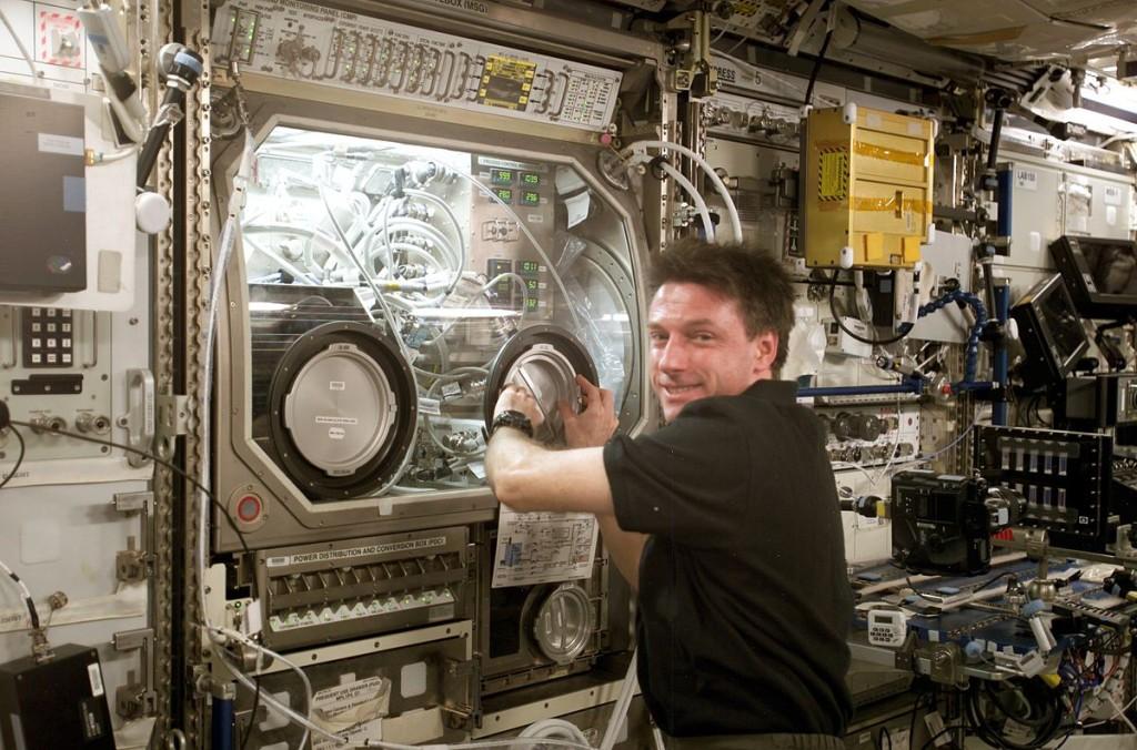 Astrobitácora 1x47: Cómo simular la gravedad