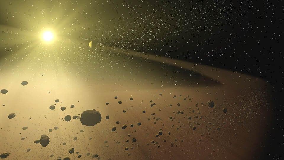 A vueltas con KIC 8462852 y los cometas