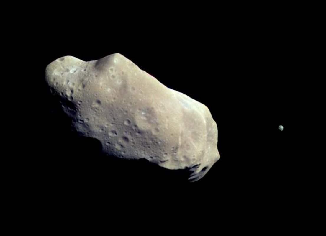 La Tierra casi tiene una segunda luna