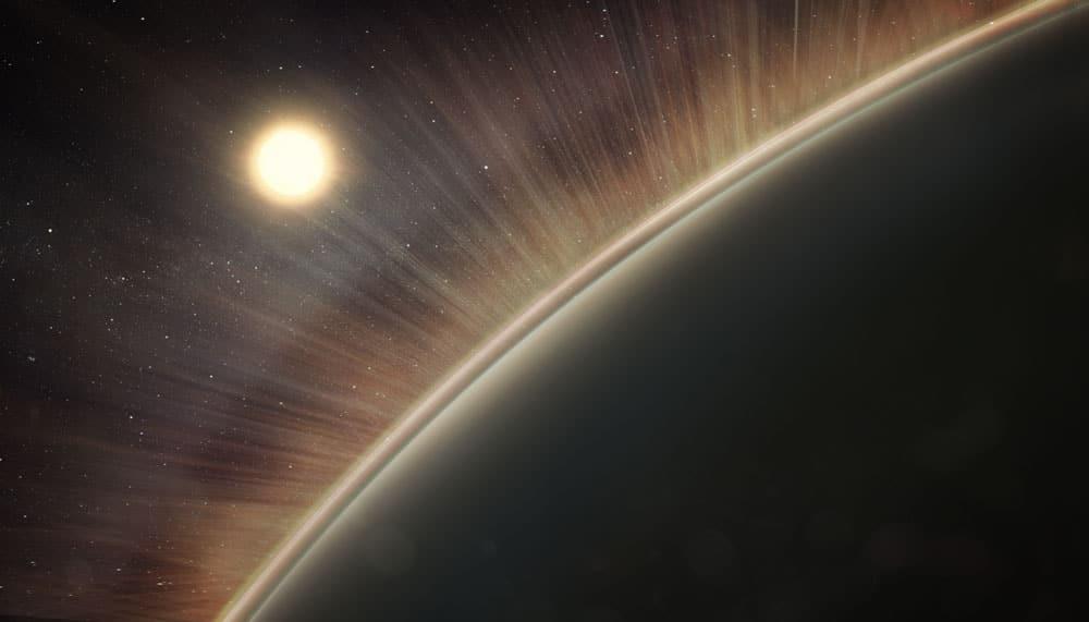 El viento eléctrico acabó con los océanos de Venus