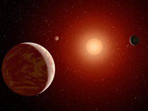 Dos planetas habitables en TRAPPIST-1
