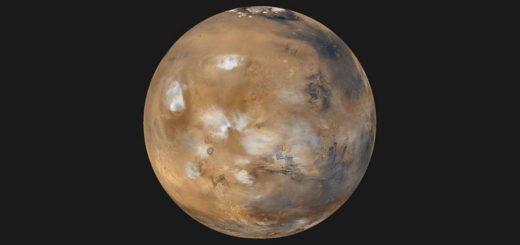 Imagen de Marte. Crédito: NASA/JPL-Caltech