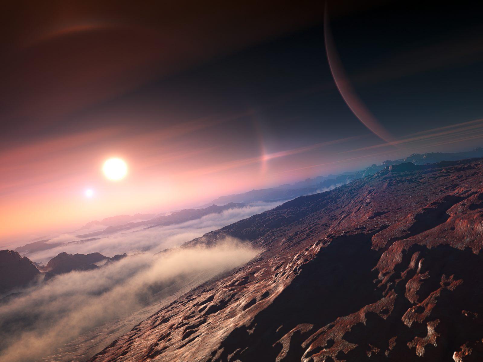 Las nubes de exoplanetas (y el telescopio James Webb)