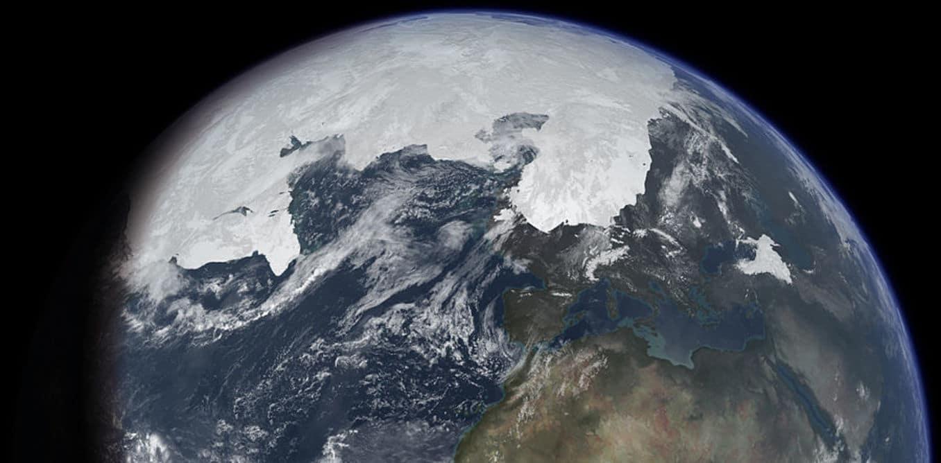 Las glaciaciones y la órbita de la Tierra