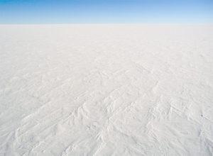 La capa de hielo antártico, que se expandió durante la última glaciación. Crédito: Wikimedia Commons/Stephen Hudson